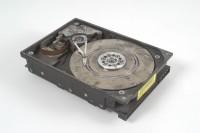 Defekte Festplatte